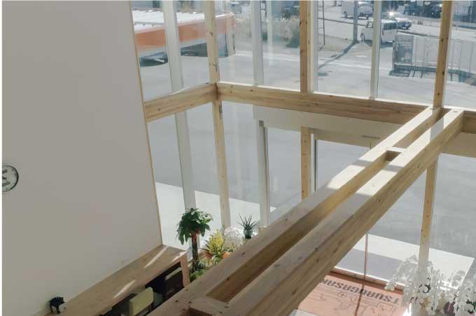 木造の社屋